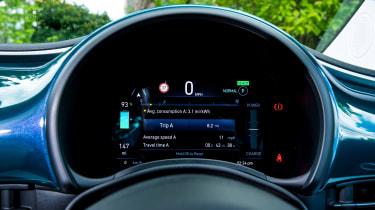 Fiat 500 - dials