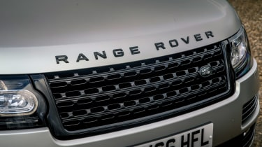 Range Rover Autobiography - grille