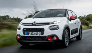 Citroen C3 2016 - front tracking 3