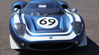 Ecurie Ecosse LM69 - full front