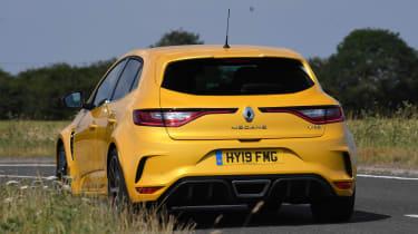 Renault Megane R.S. - rear cornering