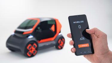 Mobilize EZ-1 - app