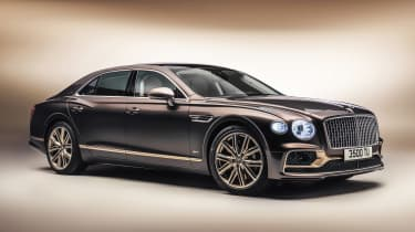 Bentley Flying Spur Odyssean Edition - front