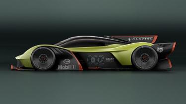 Aston Martin Valkyrie AMR Pro - side