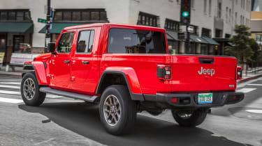 Jeep Gladiator - rear static