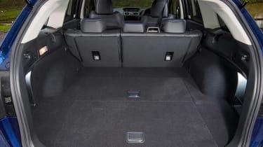 Subaru Levorg - boot