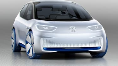 A to Z guide to electric cars - VW ID Concept