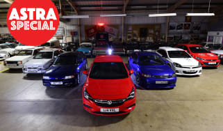 Magnificent Seven: Vauxhall Astra group header WM