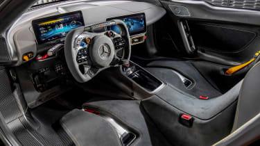 Mercedes-AMG One - interior