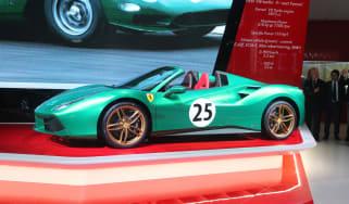 Ferrari Green Jewel