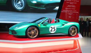 Ferrari Green Jewel