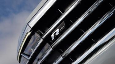 Volkswagen Touareg - grille