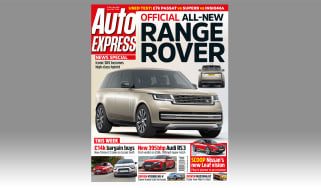 Auto Express Issue 1,701