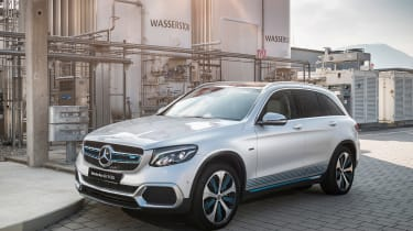 Mercedes GLC F-CELL - static