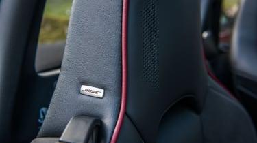 Mazda MX-5 - headrest
