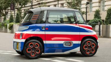 Citroen Ami UK - rear