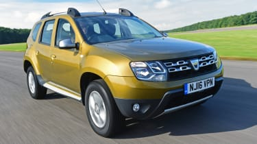 Best SUVs and 4x4s - Dacia Duster