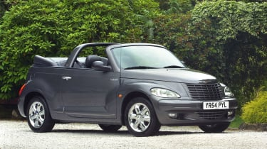 The worst cars ever made - PT Cruiser convertible