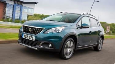 Peugeot 2008 - front