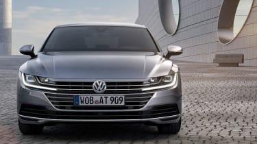 Volkswagen Arteon official - Elegance front