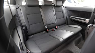Used Audi A3 Mk2 - rear seats