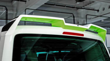 ABT e-Transporter Sportsline rear wing