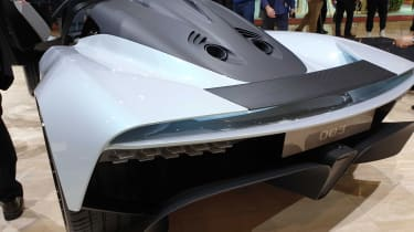 Aston Martin 003 concept - Geneva rear