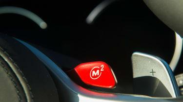 BMW M5 - shifter