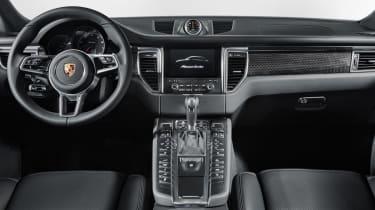 Porsche Macan Turbo Performance Pack - interior
