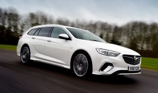 Vauxhall Insignia GSi Sports Tourer - front