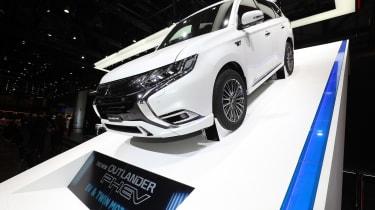 Mitsubishi Outlander PHEV - Geneva