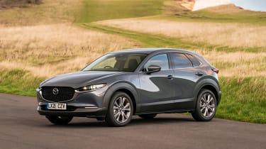 New Mazda CX-30 2021 - front static