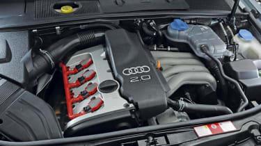 Used Audi A4 Mk2 - engine