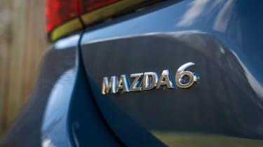 Mazda 6 Kuro edition - badge