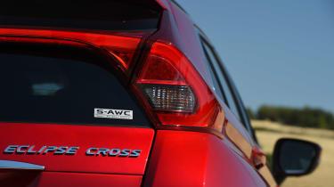 Mitsubishi Eclipse Cross - Eclipse Cross badge