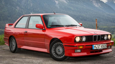 Best cars of the 80s: BMW M3