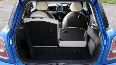 MINI Hatchback Cooper SD  boot