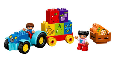 Best toy cars for boys and girls of all ages - Duplo My First Tractor