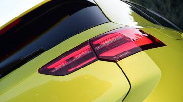 Volkswagen Golf Mk8 - rear lights