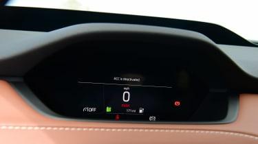 Skoda Enyaq iV 80 - dials
