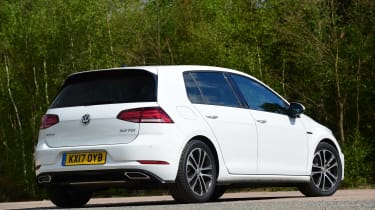 Volkswagen Golf R-Line - rear static