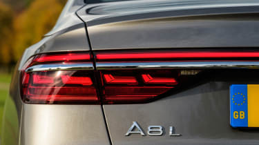 Audi A8 - rear light