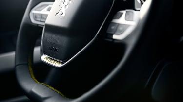 Peugeot Rifter 4x4 Concept - steering wheel