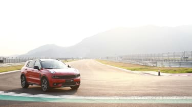 New Lynk & Co 01 wide