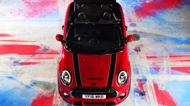 New Car Awards 2016: Convertible of the Year - MINI Convertible 2