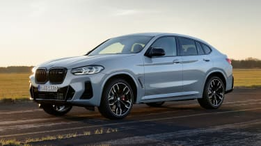 BMW X4 - front static