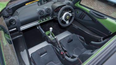 Lotus Exige Sport 410 - cabin