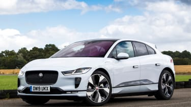 Jaguar I-Pace - front static