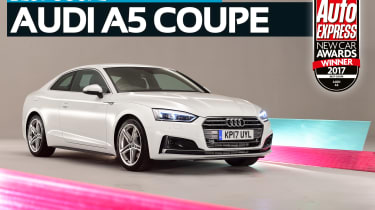 Coupe of the Year 2017 - Audi A5 Coupe