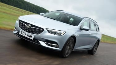 Best estates to buy - Vauxhall Insignia Sports Tourer
